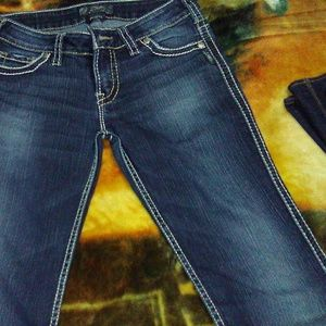 Silver Jeans Jeans - 3 for $35-Silver jeans